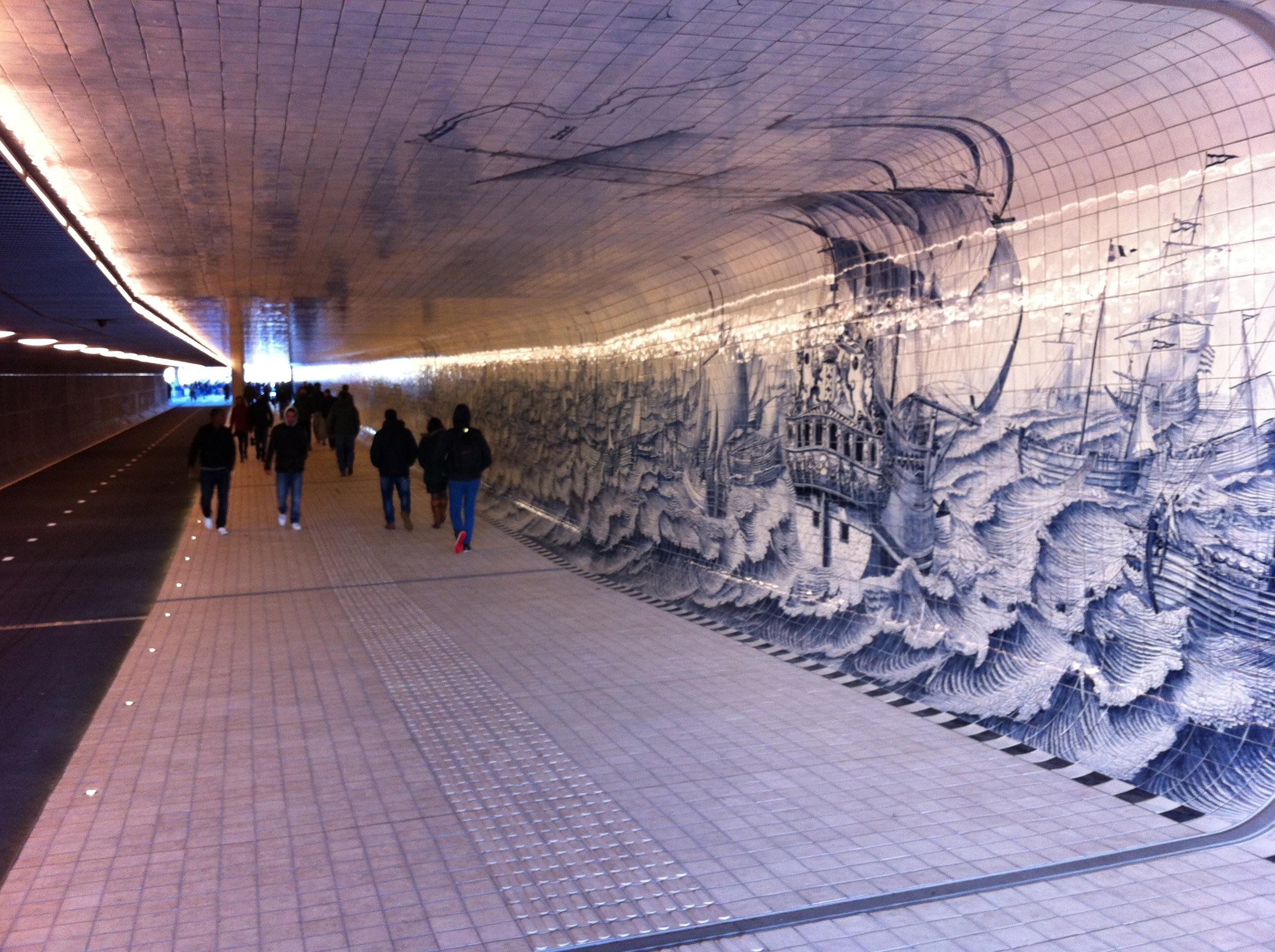 Amsterdam Central Station – De GebouwenGids