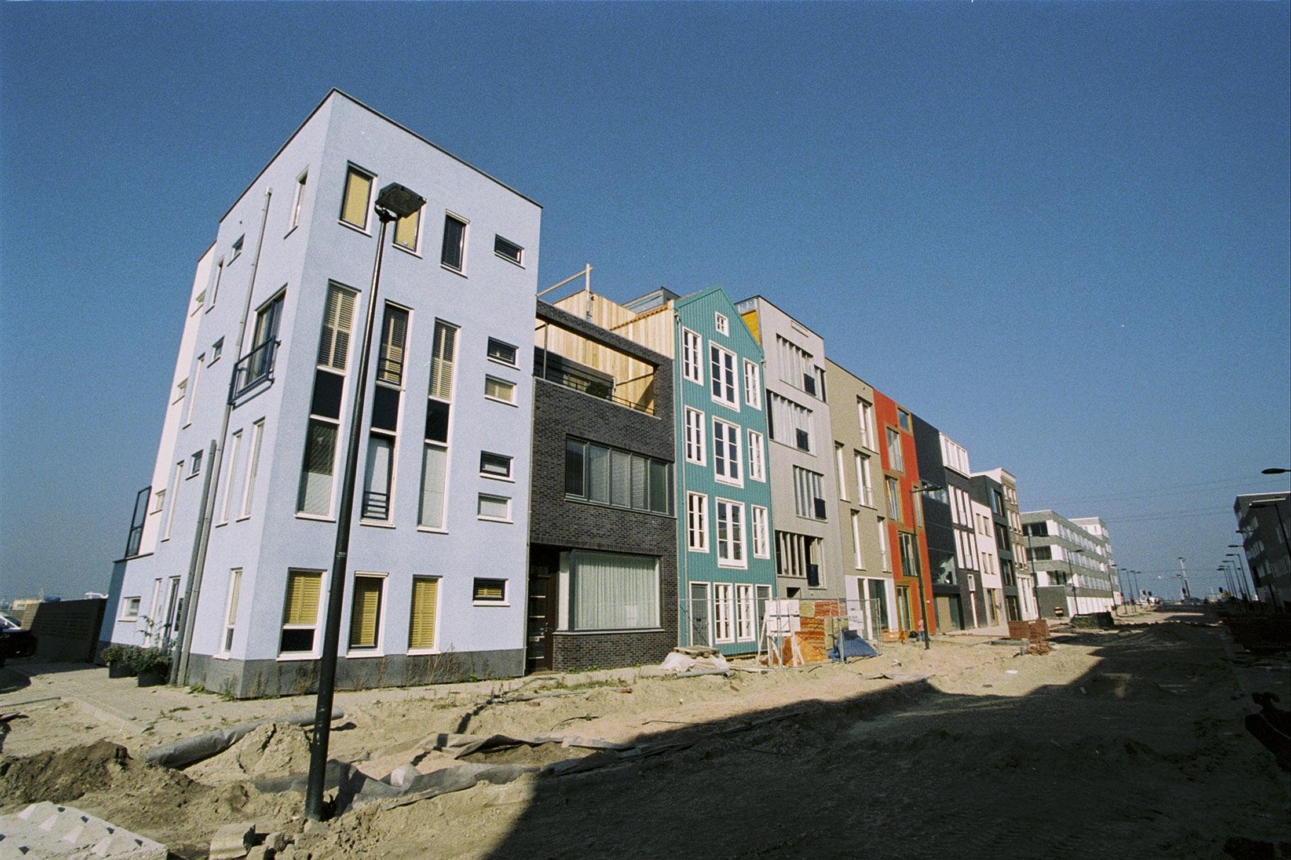 Wonen In Ijburg : Ijburg u de gebouwengids
