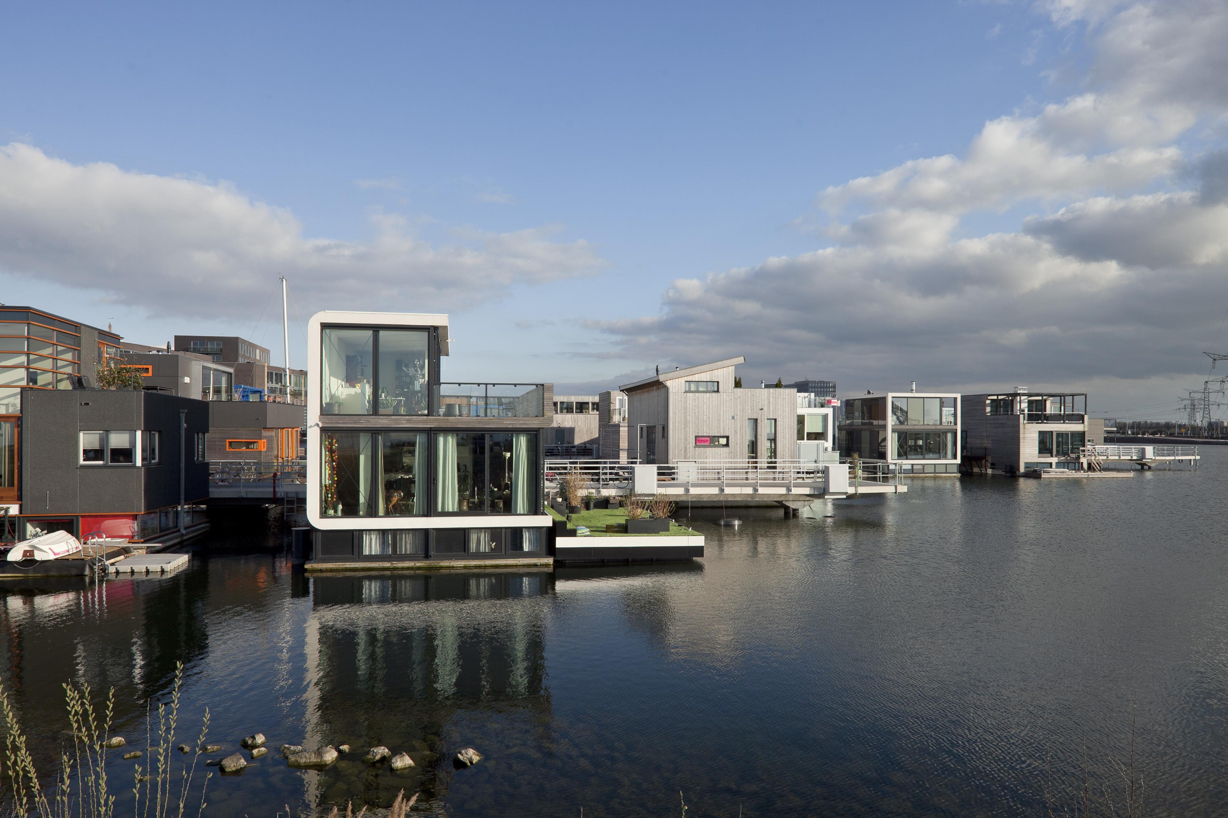 Wonen In Ijburg : Ijburg u city extension on manmade isles u de gebouwengids